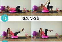 BOSU Exercices