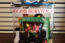 New job gift