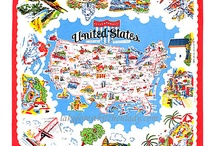 Maps Illustrated / by Eric Campbell