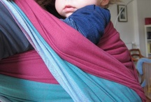Babywearing / by Justine Midcalf