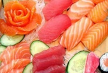 Sashimi 刺身 / Different types of raw fishes in the Japanese cuisine. #sashimi #rawfish #japanesefood #刺身
