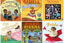 We Need Diverse Books / Books to teach children about global cultures and integrate multicultural characters and learning into classrooms.