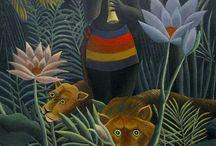 Henri Rousseau / 800'