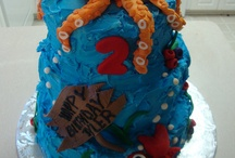 under the sea cakes / by andrea m