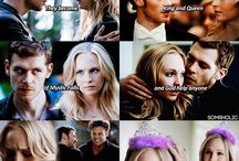 The Vampire Diaries & The Originals