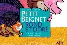 Collection A petits petons / La collection de référence dans le domaine du conte pour enfants.