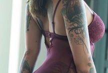 Tetování ženy