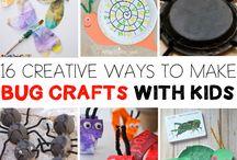 insecte craft