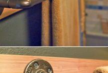 Έπιπλα απο σωλήνες - DIY pipes furniture