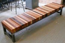 Wood top inspiration