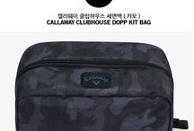 Callaway Genuine Clubhouse wash face pouch Camouflage #Callaway