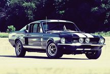 Shelby / 1967 GT 500 Shelby Mustang