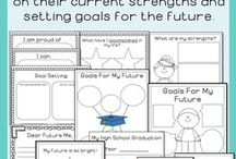 Goal setting / by Stacey Bradley