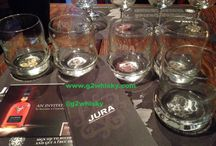 Jura Tasting With Willie Tate / Jura 12, 16, Superstition, Prophecy and The Dalmore King Alexander