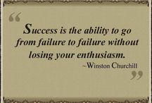 Success / hard working is the key to success