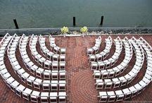Round Ceremony Seating