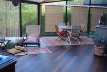 Dreamed house : veranda