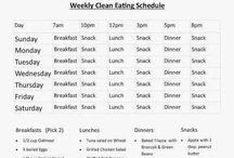 Clean Eating menus