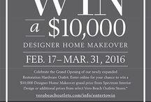 florida interior designers:  home makeover
