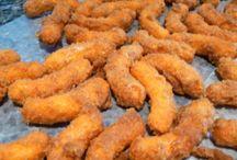 Cheetos Recipes / A collection of recipes using Cheetos.
