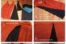Enlarging clothes / by Pj Johnson