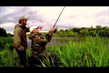 Рыбалка в Сибири на таежных глухих озерах.