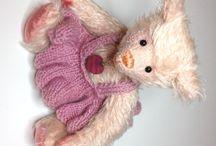 Becky Boo Bears / Handmade artist bears & inspiration to make bears