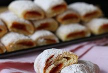 croissant, rohlicky