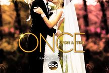 Emma and Hooks Wedding Photo from Once Upon A Time