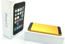 Apple iPhone Gold 24K / http://marketsentral.com/