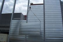 Barriers/Panels / Soundproofing Acoustic Barriers