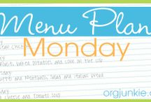 Weekly Menu Recipes / This board will change as often as my home menu changes.. / by Jalena Sidler