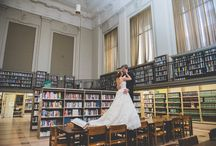 Philadelphia Free Library Weddings / The Free Library on the Parkway is located at 1901 Vine Street in Philadelphia and is a stunning cultural center for any event. Among it's many rooms for use are the Montgomery Auditorium, Skyline Room, 2nd Floor Landing, Culinary Literary Center and the rooftop Terrace. All are great places for photos. We love photographing weddings at unique and beautiful venues!