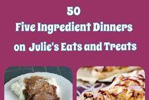 50 5 ingredient recipies