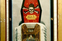 Masonic Art (Coffins) / Masonic Art (Coffins)
