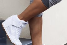 Wedges sneakers / Sneakers