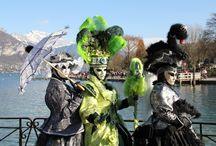Carnaval Vénitien d'Annecy / Rendez-vous annuel annécien en vieille ville...bwww.mesdamesvoulezvous.com blog tendance sur annecy