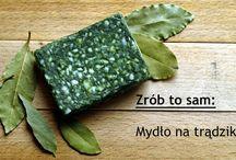 babka zielna