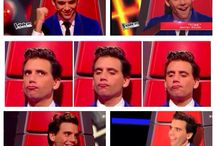 Mika, The voice France