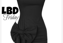 Little Black Dress Friday