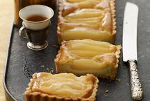 pies, tarts and turn-overs