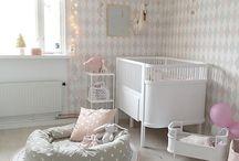 Girls Nursery Ideas