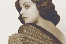 1920's looks