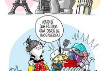 Volátil de Agustina Guerrero / Risas con la volátil