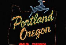 Portland, OR / by Izaskun BR