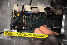 Maszyny budowlane i rolnicze - serwis elektronika / Oferujemy również naprawy elektroniki maszyn budowlanych i rolniczych