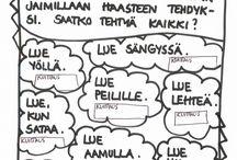 Äidinkieli ja kirjallisuus/koulu