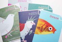 La plume de Swane