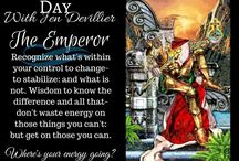 Tarot of the Day With Jen Devillier / Here, you'll find your free daily tarot- but be sure to visit us on Facebook for the full reading!