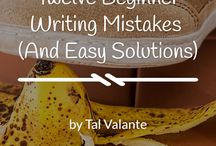 Writing Dialog / Who said that writing dialog is easy? Here are tips and tricks for doing it right.